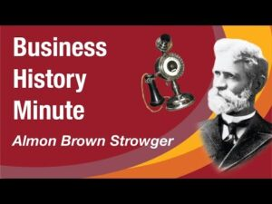 Almon Brown Strowger