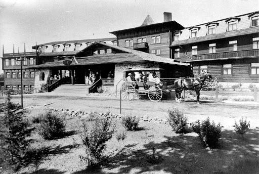 Fred Harvey Hotel