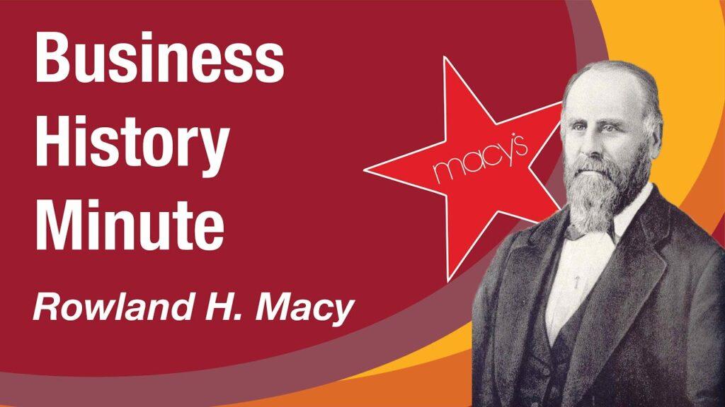 Macy's History